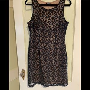 Dress and coverup (size 11)